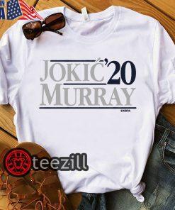 Name Jokic Murray 2020 TShirt