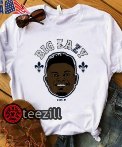 Big Easy - Zion Williamson T-Shirt