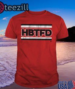 BTFD Shirt - Athens, Ga., Football TShirt