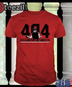 404 Culture Not Found Shirt, Athens, Ga., Football