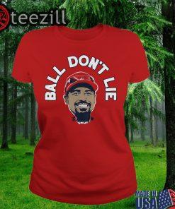 Anthony Rendon Shirts - Ball Don't Lie Tshirt