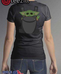 Baby Yoda Carrier Shirt