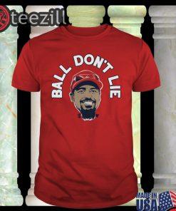 Ball Don't Lie Shirt Anthony Rendon TShirt