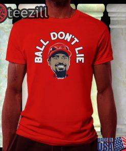 Ball Don't Lie Shirt Anthony Rendon TShirts