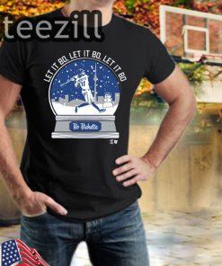 Bo Bichette TShirt - Let It Bo, MLBPA Officially Licensed