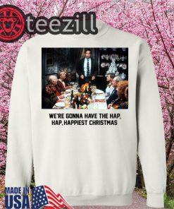 Christmas Vacation Hap Hap Happiest National Lampoon Shirt