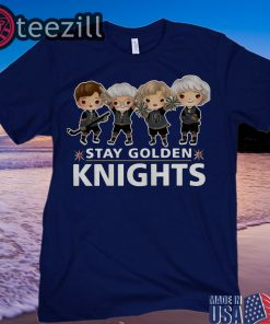 Golden Girls Stay Golden Knights Tshirt