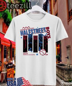 Half Street Boys Shirt - MLBPA Officially Licensed Tee