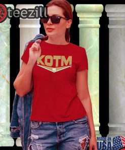 KOTM George Kittle Tee - Limited Editon