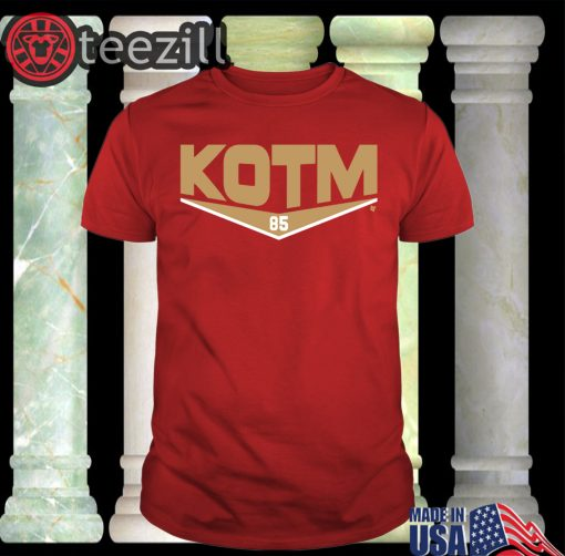 KOTM George Kittle Tee Limited Editon