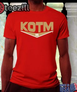 KOTM George Kittle Tees Limited Editon