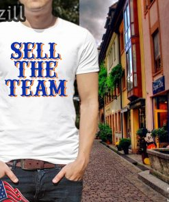 "Martha Ford ""Sell The Team"" T-Shirts Hit the Market"