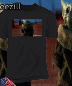 Official Baby Yoda T-Shirt
