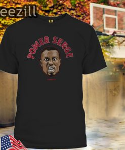 Power Serge - Limited Edition Tee