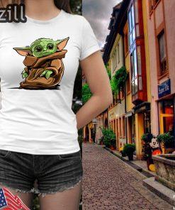 Star Wars Baby Yoda TShirt