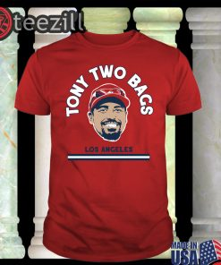 Anthony Rendon Shirt - Tony Two Bags L.A.
