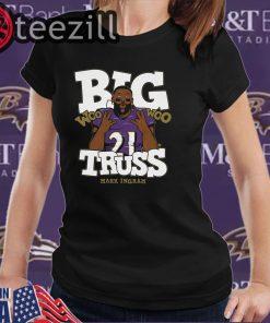 Big Woo Woo Truss Mark Ingram T-shirts