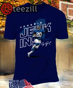 Janoris Jenkins Player Map T-shirt