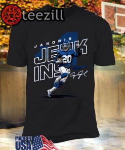 Janoris Jenkins Player Map Tshirt Limited Edition