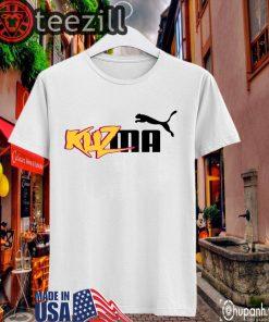 Kuzma Puma Shirt Limited Edition