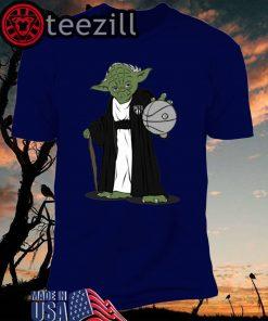 Men's Master Yoda Brooklyn Nets TShirt