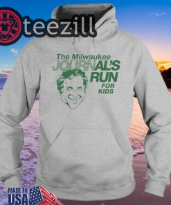 'Milwaukee Journal's Run For Kids' Shirt Tshirt