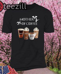 Mother Of Coffee Mc Coffee Shirt