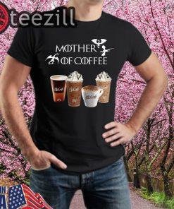 Mother Of Coffee Mc Coffee TShirt