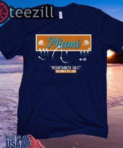 Miami Mountaineer Shoo Classic T-Shirt