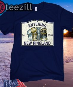New Ringland Shirt T-shirt