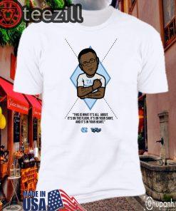 North Carolina Stuart Scott Shirt Limited Edition Official