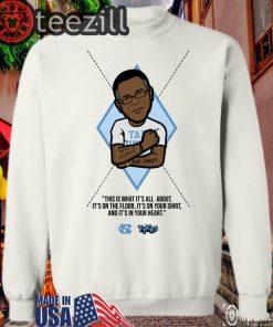North Carolina Stuart Scott Shirts Limited Edition Official