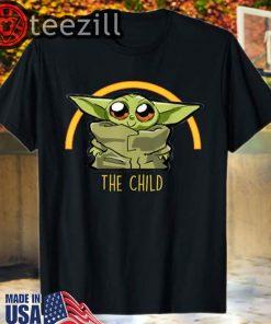 The Mandalorian The Child Is So Cute T-Shirt