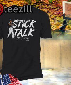 Tim Anderson Shirt - Stick Talk Chicago Tshirt