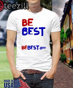 "Trump's ""Be Best"" T-shirt"