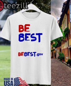 "Trump's ""Be Best"" Tshirts"