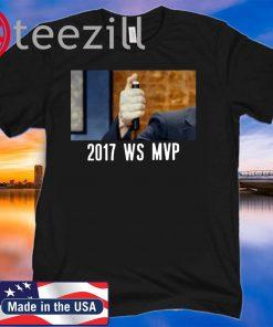 2017 WS MVP 2020 T-SHIRTS