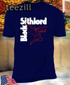 BLACK SABLORD - Darth Vader T-Shirt - The Shirt