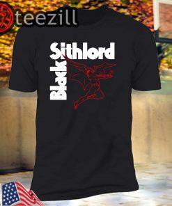 BLACK SABLORD - Darth Vader T-Shirt - The Shirts