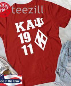 Boosie Badazz Kappa Alpha Psi T-shirt