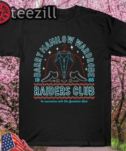 Breakfast Club T-Shirt by Rocketman