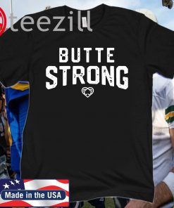 Butte Strong Aaron Rodgers Shirt