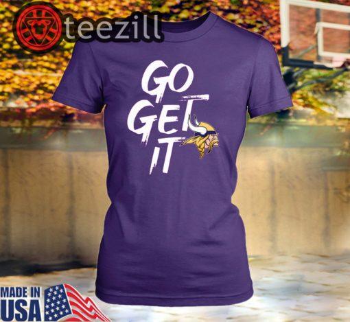Go Get It Playoff T-Shirt