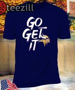 Go Get It Playoff T-Shirts