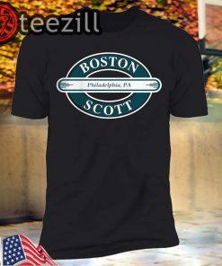 Logo Boston Scott Jerseys, Boston Scott Shirt