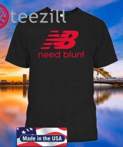 NB New Balance Need Blunt Shirt
