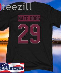 Nate Dogg 29 Tee Shirt