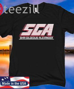 SGA Shai Gilgeous-Alexander T-Shirt