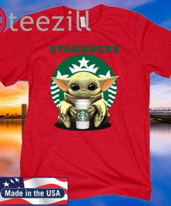 Starbucks Coffee Baby Yoda Drink 2020 T-Shirt