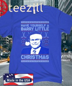 Have yourself a Barry Little Christmas 2020 Sweatshirt